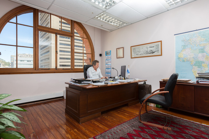 Gerald Hagemann office